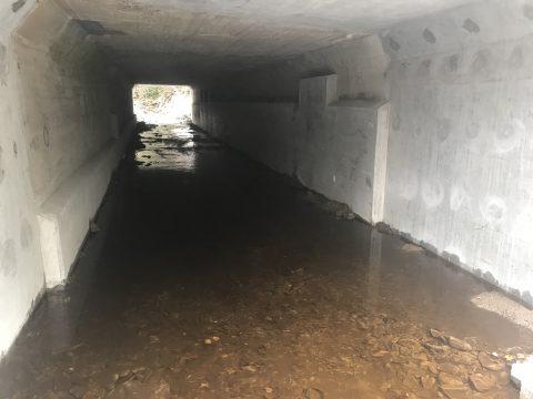 Réparation du pont sur la route 283 au dessus du Ruisseau Dominique a St-Paul-de-montminy (1)