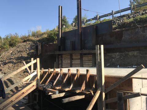 Réparation du pont sur la route 283 au dessus du Ruisseau Dominique a St-Paul-de-montminy (5)