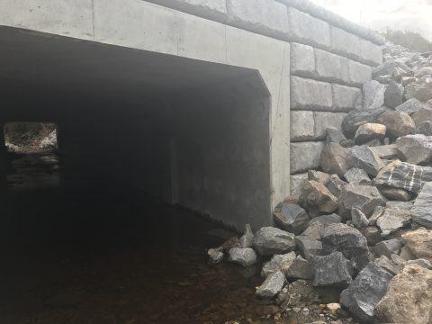 Réparation du pont sur la route 283 au dessus du Ruisseau Dominique a St-Paul-de-montminy (6)